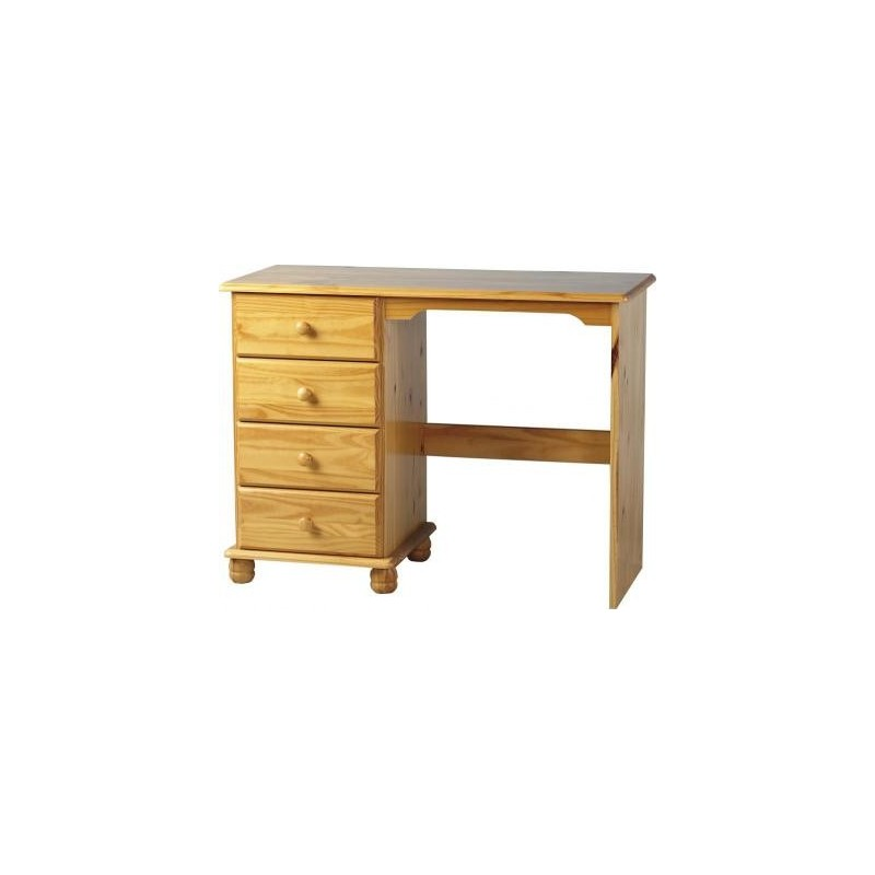 Sol 4 Drawer Dressing Table Jb Furniture