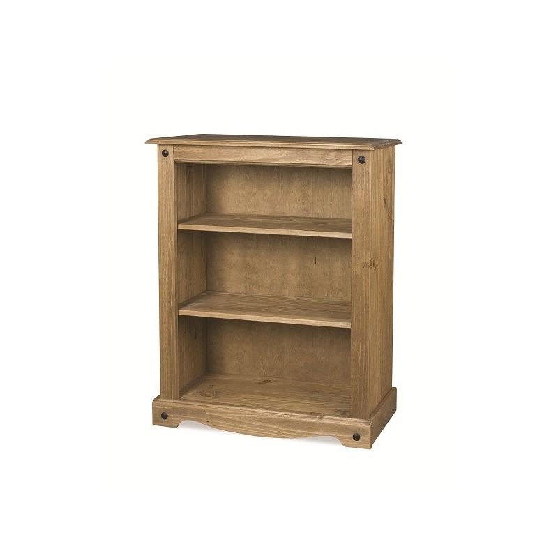 Corona Small 2 Shelf Bookcase