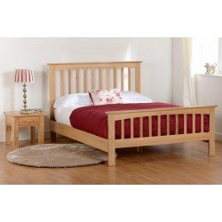 Stratford 4'6 Bed Hight Foot End
