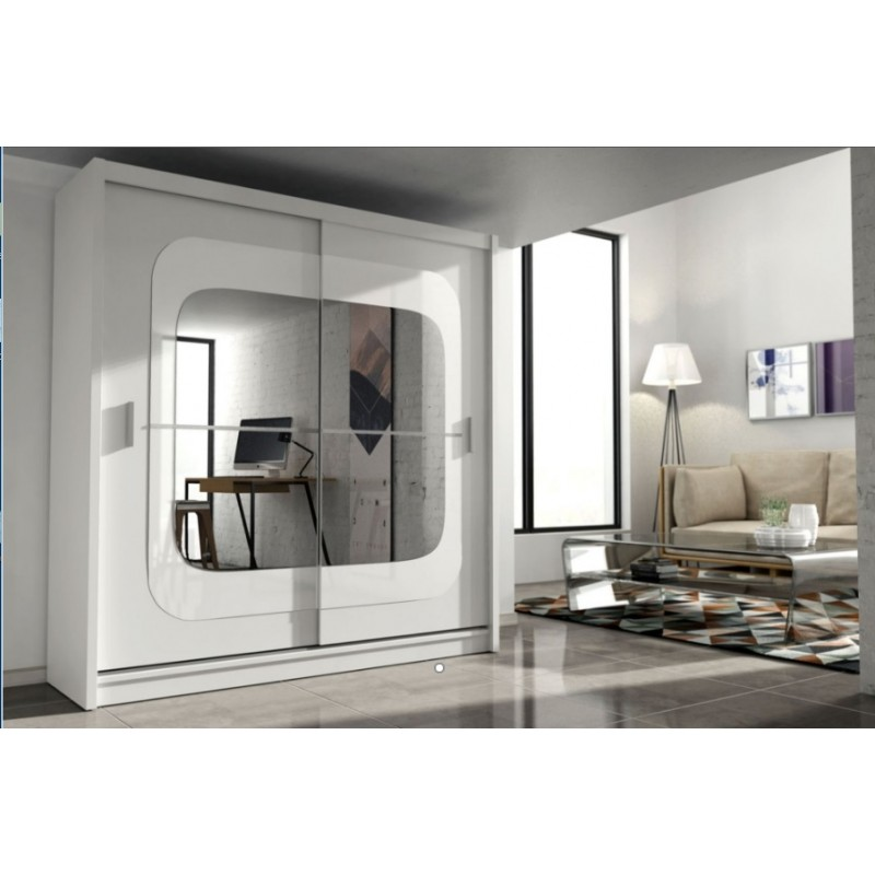 James 203 Sliding Wardrobe