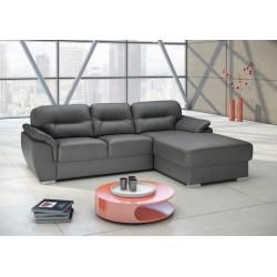 Latte Corner Sofa Bed