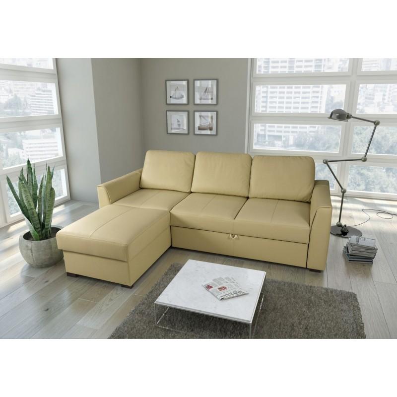 Nero Corner Sofa Bed