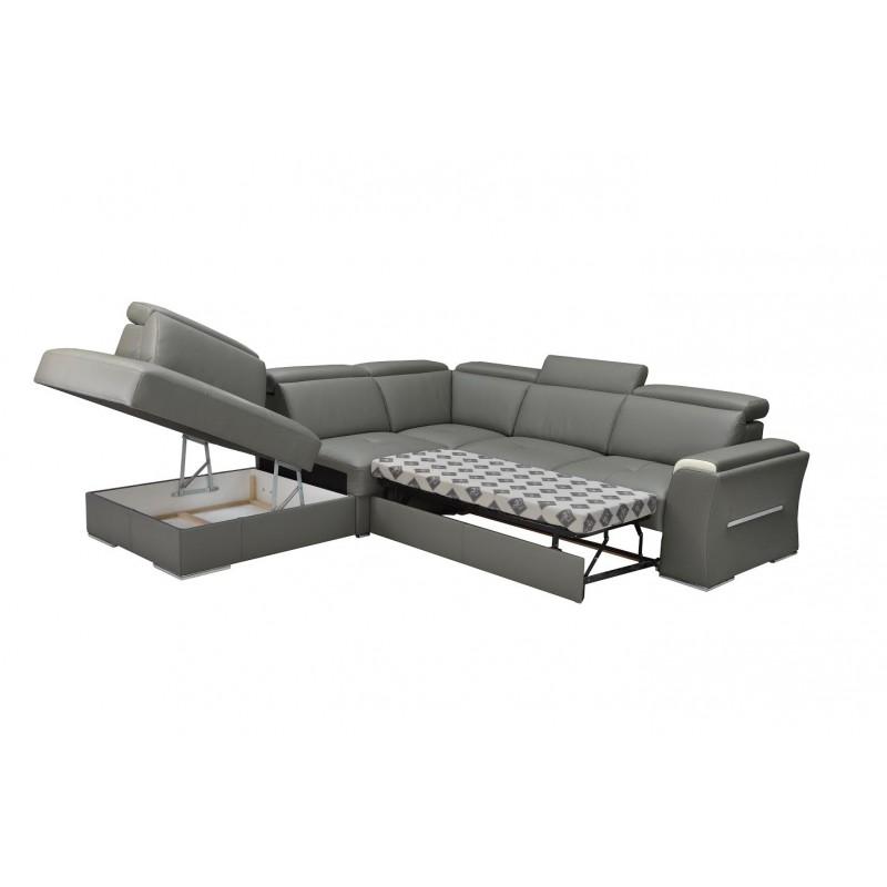 Dora Corner Sofa (Bed)