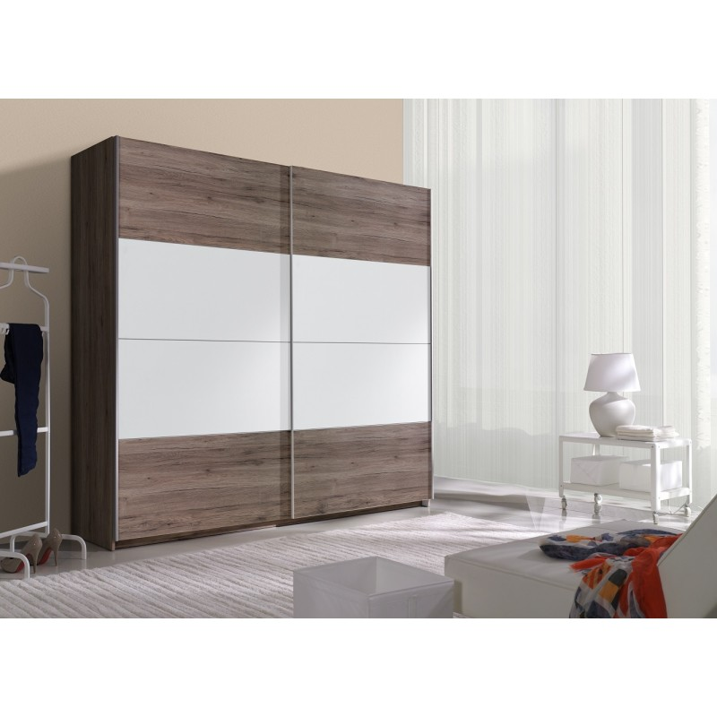 Betty 221 Dark San Remo Sliding Wardrobe