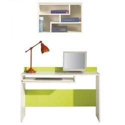 Zum Computer Desk with Shelf