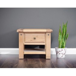 Donny Occasional Lamp Table - 1 drawer