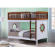 CAPRI BUNK BED