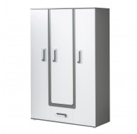 No. 14 Tito 3 Door Wardrobe