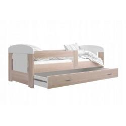 Philip Kids Bed Oak Sonoma