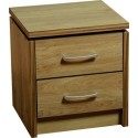 Charles 2 Drawer Bedsite Chest